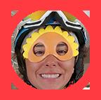 Camilla - Ski, Snow-kite